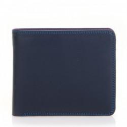 Small fold wallet Mywalit denim