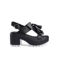 Sandalo Donna Cult Jam Sandal nero