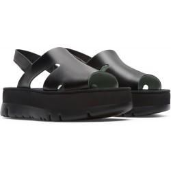 Sandalo donna Camper Oruga nero