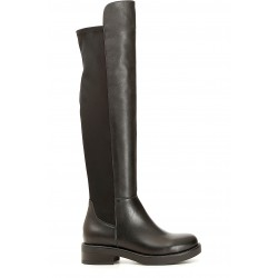 Cafenoir black hight boots