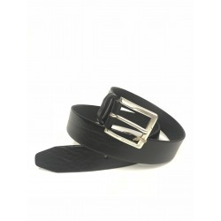 Belt men in genuine leather black