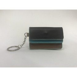 Keychain mywalit leather