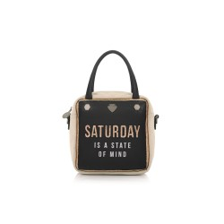Borsa Le Pandorine week mini Saturday