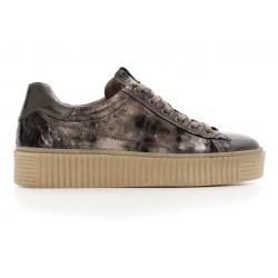 Sneakers Nero Giardini bronzo