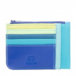 Credit card holder Mywalit slim light blue