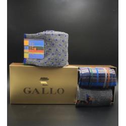Christmas gift box Gallo socks