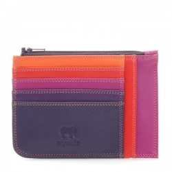 Credit card holder Mywalit slim purple