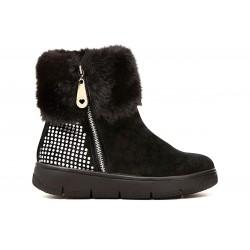 Boot Cafenoir black