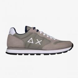 Sneakers Tom nylon solid grey