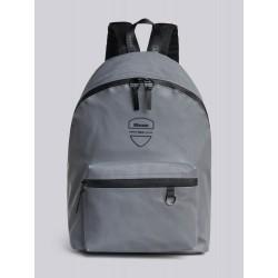 Men's Silver backpack Blauer