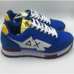 Sneakers Niki solid royal