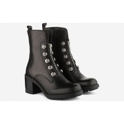 Shoes Woman Cult Boot studs