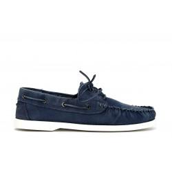 Boat Shoes Cafenoir light blue